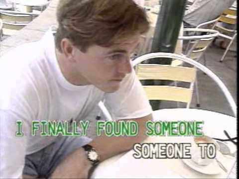 I Finally Found Someone - Karaoke Bryan Adams [ Instrumental / Videoke ]