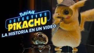 Detective Pikachu: La Historia en 1 Video