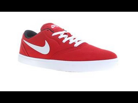 Nike SB Check Canvas Shoes-Review-The