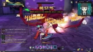 【SoulWorker】ソウルワーカー ラストカーニバル ソロ リリー55