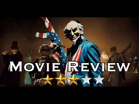 The Purge: Election Year - Movie Review ( Spoilers )