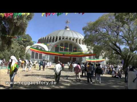 New Church of St. Mary of Zion - Axum - Ethiopia / Äthiopien - 30.11.2013