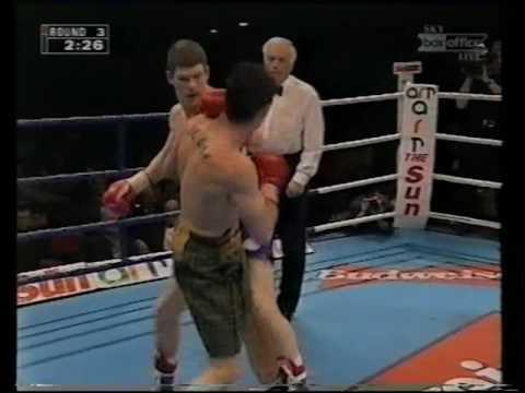 Derek Roche vs Charlie Kane