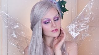 Winter Forest Fairy Makeup Tutorial Thumbnail