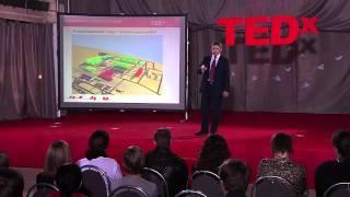 TedxVorobyovy-Gory - Vitaly Kononov - To See the Reality