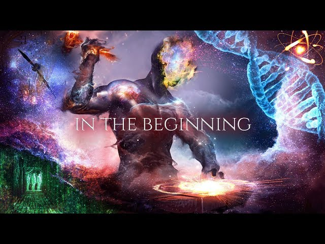 In the Beginning God Create the Universe & Everything In