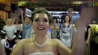 Свадьба Олега и Натальи. Ведущая Ирина.