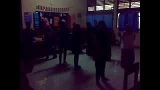 Manuk Dadali (Vokal Grup Guru SMP N 20 Kota Bogor)