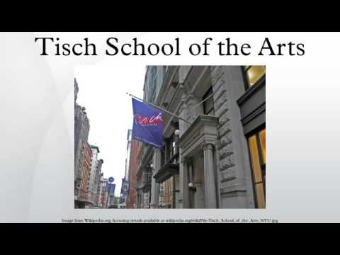 Tisch School of the Arts