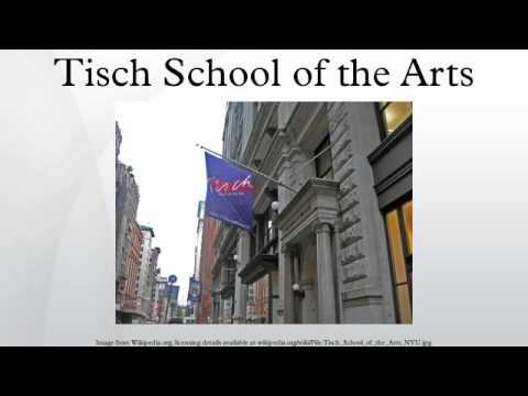 Tisch School of the Arts