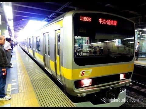 Tokyo Special Rapid Train
