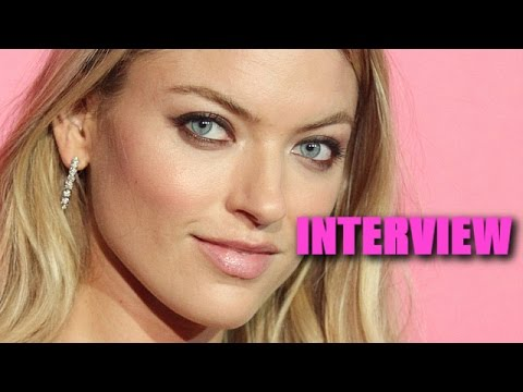 Martha Hunt Talks Taylor Swift, Victorias Secret Fashion Show 2016