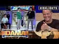 Direk Bobet is delighted of Nikko, Ion, and BidaMan Kyle acting performance | It's Showtime BidaMan