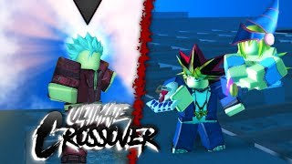 New Yugi and Ban Characters in Ultimate Crossover Showcase! | Roblox