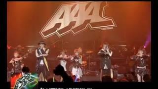 AAA / 1st ATTACK at SHIBUYA-AX ダイジェスト