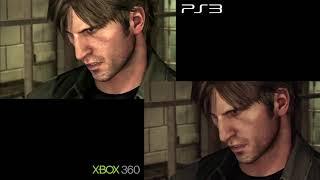 Silent Hill Downpour - PS3 vs Xbox 360 Comparison
