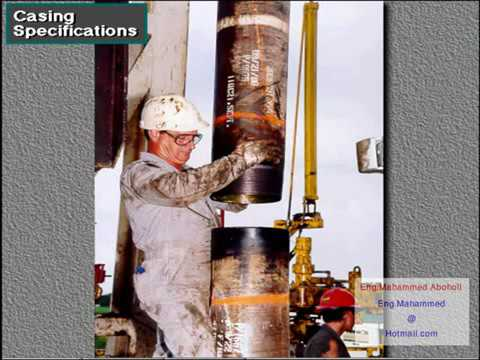 Oil & Gas Well Casing & Cement
