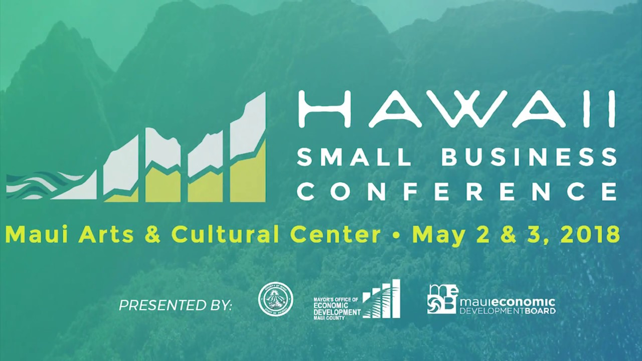Hawaii Small Biz - Hawaii Small Business Conference