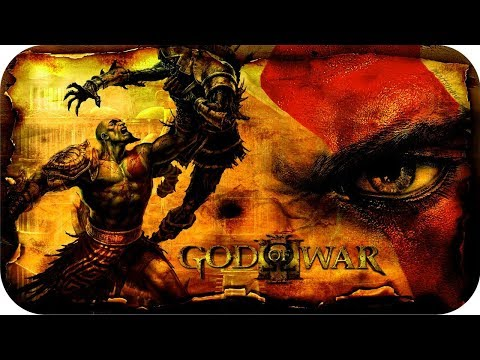God of War 3 PC Gameplay [PS NOW] Mount Olympus