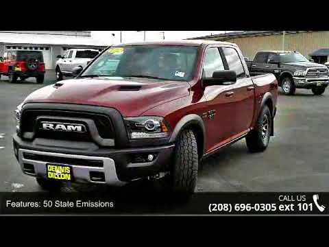 Dennis Dillon Dodge >> 2018 Ram 1500 Rebel Dennis Dillon Chrysler Jeep Dodge Youtube