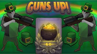 GUNS UP! - Only Snipers, St. Patrick's Day, Leprechaun Hat!