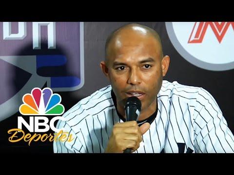 Mariano Rivera y Roberto Durán: dos leyendas de Panamá | Deportes Telemundo | NBC Deportes