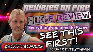 NEWBIES ON FIRE REVIEW! NEWBIES ON FIRE HOW IT WORKS! MAKE MONEY ONLINE 2020 NEWBIES ON FIRE
