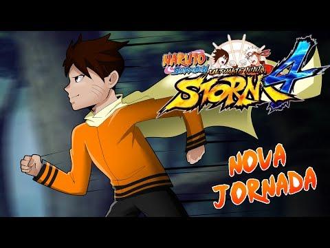 Naruto Ultimate Ninja Storm 4: A HISTÓRIA DO NARUTO ‹ Ine ›
