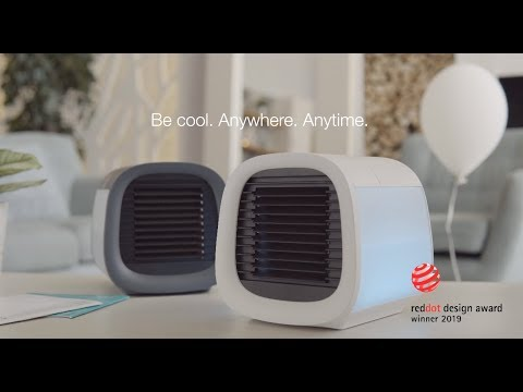 This portable air conditioner is a planet-friendly way to stay cool this summer!