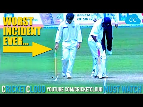Would You Call It BRAIN FADE Too - Can Any One Explain What Justin Langer Was Trying To Do ?