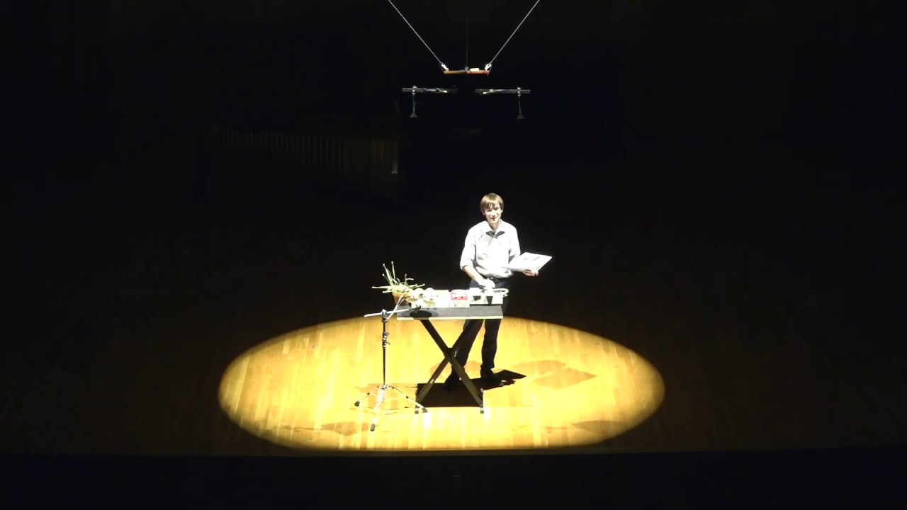 "Joe Pazanowski's Performance of ""Familiar"""
