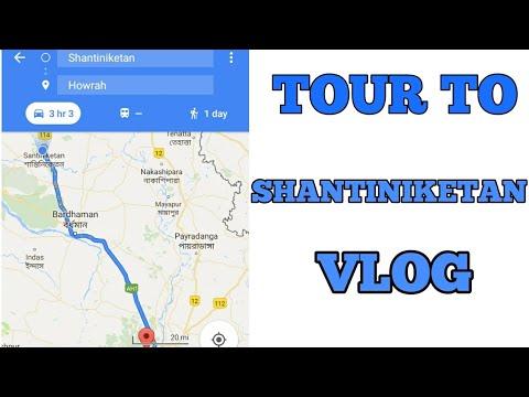 TOUR TO SHANTINIKETAN