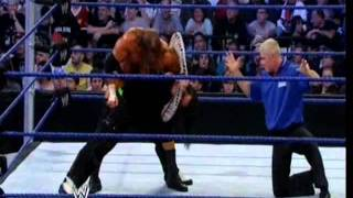 Triple H vs Jeff Hardy No Mercy 2008 FULL