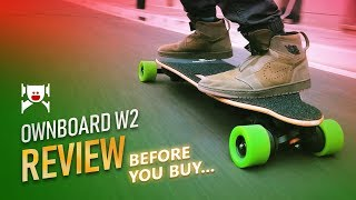Finally a good budget belt drive board! How does Ownboard W2 compare to Boosted Board?