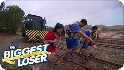 Die Zug-Challenge | The Biggest Loser 2015 | SAT.1