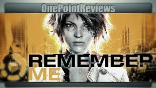 onePointReviews: Remember Me (Обзор\Мнение)