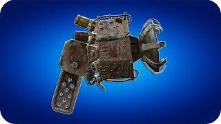Fallout 4 - Уникальное оружие Пистолет Лоренцо