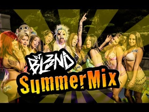 (SUMMER MIX) DJ BL3ND