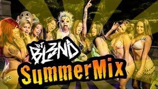 (SUMMER MIX) DJ BL3ND