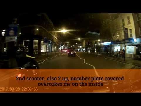 Phone thieves, Islington High Street 30/3/17