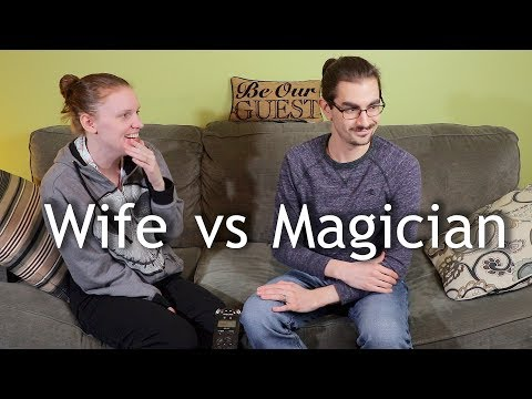 Wife Tells All: Married to a Traveling Magician | VLOG