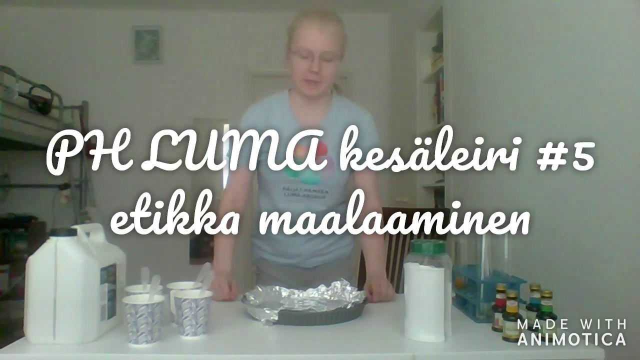 Etikka Ph