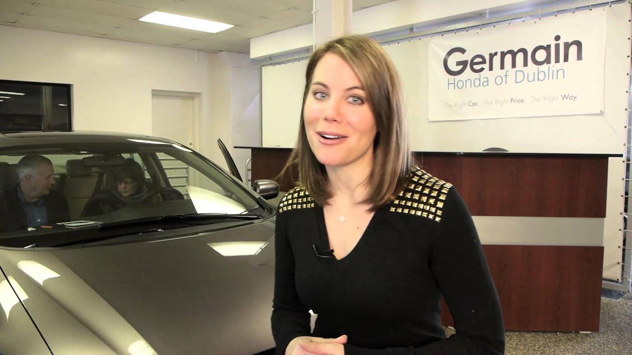 Why Buy from Germain Honda of Dublin - YouTube