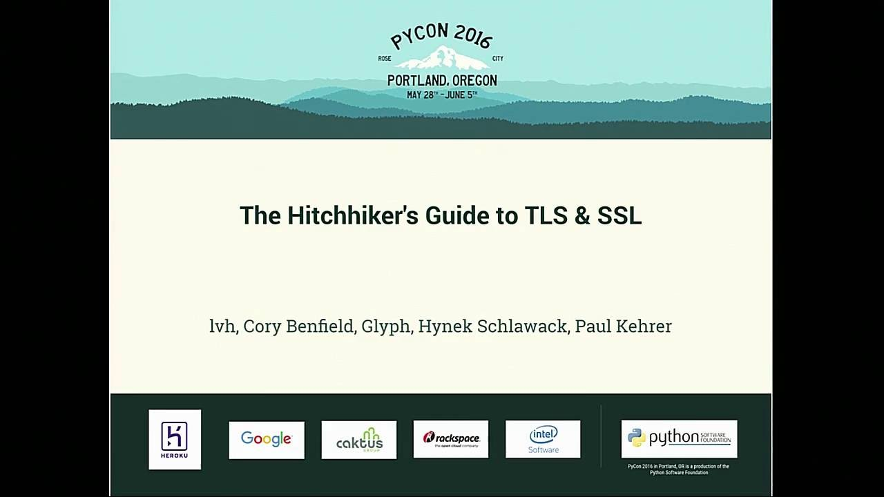 Image from The Hitchhiker's Guide to TLS & SSL