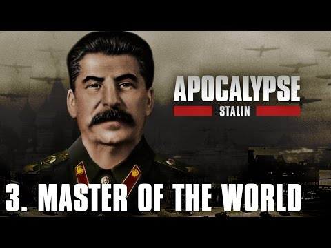 Apocalypse Stalin - 3/3. Master of the World (English Narration) - Multi-language subtitles