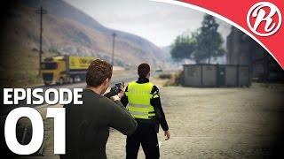[GTA5] OVERVAL OP DE NEDERLANDSE POLITIE!! - Royalistiq | Roleplay met Noway & KillaJ #1