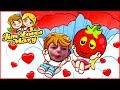 ЖЕЛЕЙНАЯ ПОМИДОРКА в Джим и Мэри Jim Loves Mary Мультик игра для детей про любовь 7 mp3