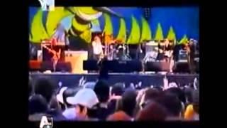 Litfiba - Mascherina - Live @ Monza Rock Festival 1999