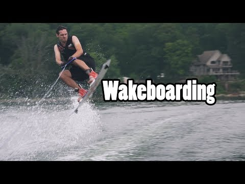 Wakeboarding and Long Range Racing Drones