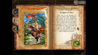 4 Elements (2008 Playrix, PC) - 06 of 16: Fire Knight (Level 21~24)[1080p60]